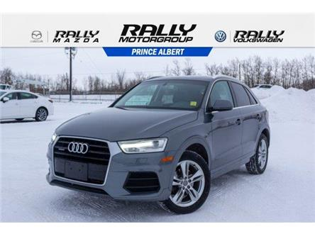 2016 Audi Q3 2.0T Progressiv (Stk: V1140) in Prince Albert - Image 1 of 11