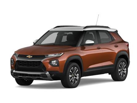 2021 Chevrolet TrailBlazer LT (Stk: F-XMKVSD) in Oshawa - Image 1 of 5