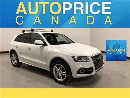 2016 Audi Q5 2.0T Technik (Stk: W0843) in Mississauga - Image 1 of 29