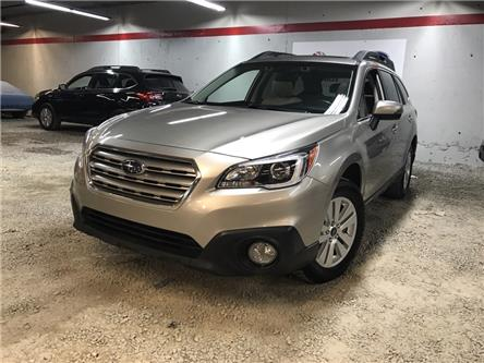 2017 Subaru Outback 2.5i Touring (Stk: P488) in Newmarket - Image 1 of 21