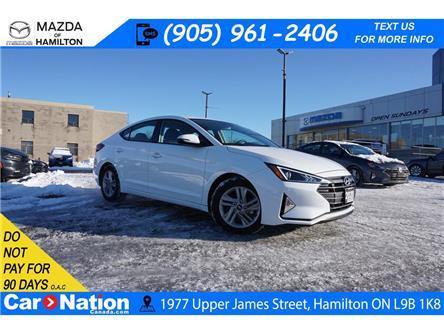 2020 Hyundai Elantra  (Stk: 931350) in Hamilton - Image 1 of 37
