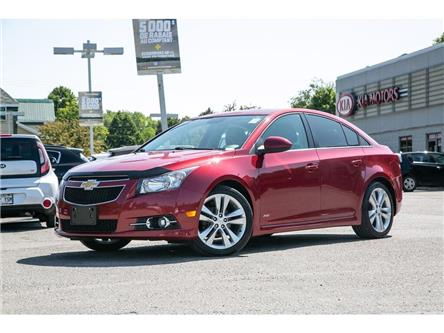 2013 Chevrolet Cruze LT Turbo (Stk: 19123B) in Gatineau - Image 1 of 24