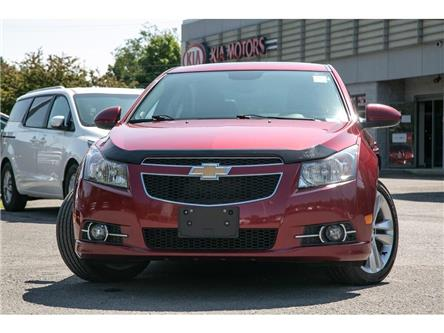 2013 Chevrolet Cruze LT Turbo (Stk: 19123B) in Gatineau - Image 2 of 24
