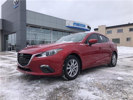 2015 Mazda Mazda3 GS (Stk: 20P005) in Kingston - Image 1 of 14