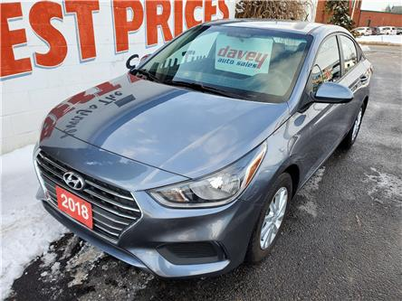 2018 Hyundai Accent GL (Stk: 19-842) in Oshawa - Image 1 of 14