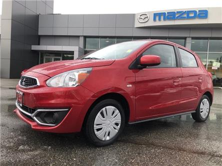 2018 Mitsubishi Mirage ES (Stk: P4265) in Surrey - Image 1 of 15