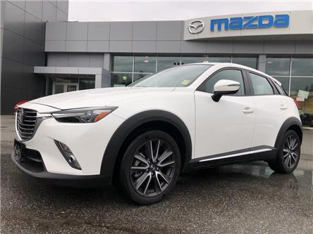 2018 Mazda CX-3 GT (Stk: 558797A) in Surrey - Image 1 of 15