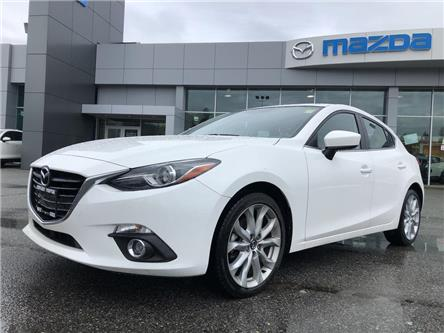 2015 Mazda Mazda3 Sport GT (Stk: 156725J) in Surrey - Image 1 of 15