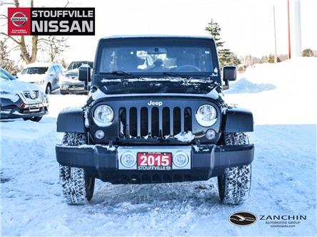 2015 Jeep Wrangler Unlimited Sahara (Stk: SU0762) in Stouffville - Image 2 of 25