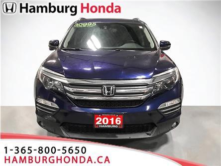 2016 Honda Pilot EX-L RES (Stk: T6719) in Niagara Falls - Image 2 of 16
