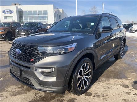 2020 Ford Explorer ST (Stk: 2069) in Perth - Image 1 of 14