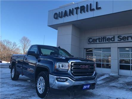2018 GMC Sierra 1500 SLE (Stk: 20167A) in Port Hope - Image 1 of 14
