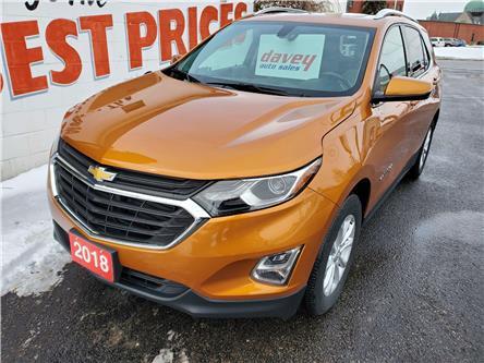 2018 Chevrolet Equinox 1LT (Stk: 20-036) in Oshawa - Image 1 of 16