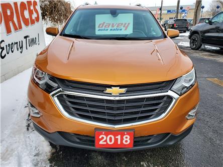 2018 Chevrolet Equinox 1LT (Stk: 20-036) in Oshawa - Image 2 of 16