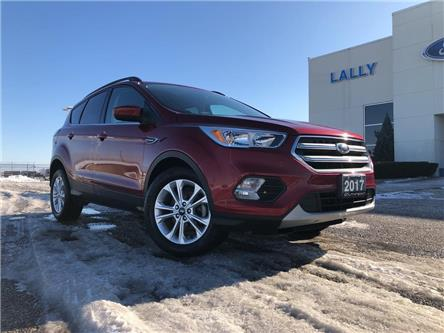 2017 Ford Escape SE (Stk: S25091A) in Leamington - Image 1 of 17