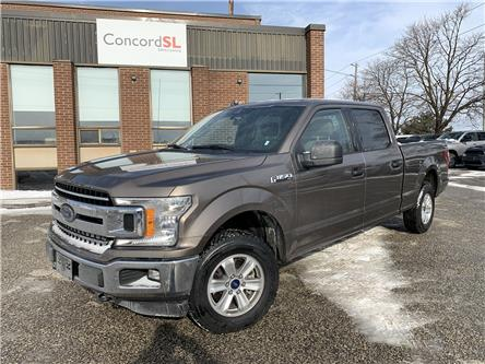 2019 Ford F-150 XLT (Stk: C3654) in Concord - Image 1 of 5