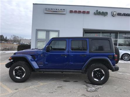 2018 Jeep Wrangler Unlimited Rubicon (Stk: 24612T) in Newmarket - Image 2 of 22