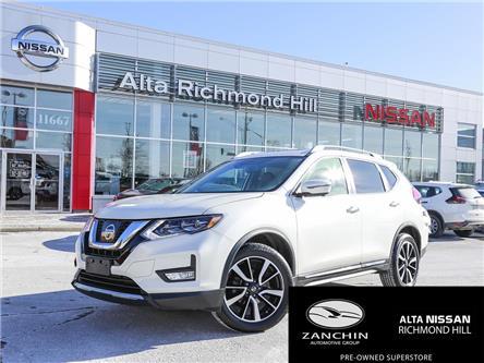 2017 Nissan Rogue SL Platinum (Stk: RU2823) in Richmond Hill - Image 1 of 28