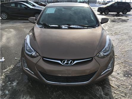 2016 Hyundai Elantra Sport Appearance (Stk: 16-23587JB) in Barrie - Image 2 of 24