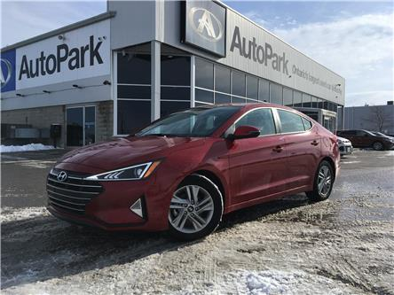 2019 Hyundai Elantra Preferred (Stk: 19-86942RJB) in Barrie - Image 1 of 26