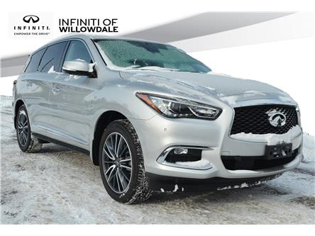 2019 Infiniti QX60  (Stk: U16660) in Thornhill - Image 1 of 29