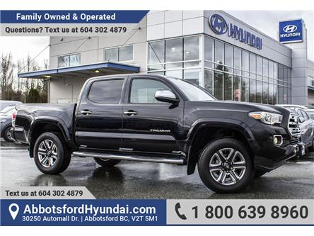 2018 Toyota Tacoma Limited (Stk: AH8950) in Abbotsford - Image 1 of 26