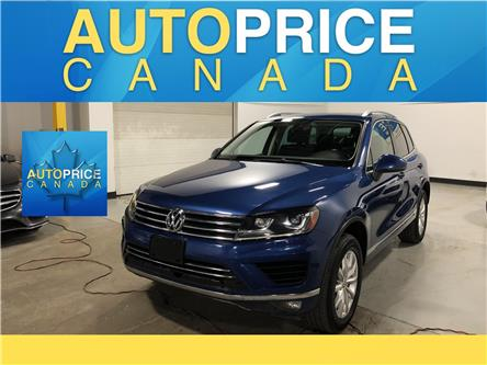 2017 Volkswagen Touareg 3.6L Sportline (Stk: W0842) in Mississauga - Image 1 of 24