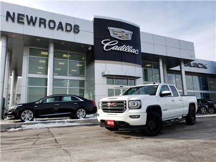 2016 GMC Sierra 1500 Base (Stk: J218759AA) in Newmarket - Image 1 of 11