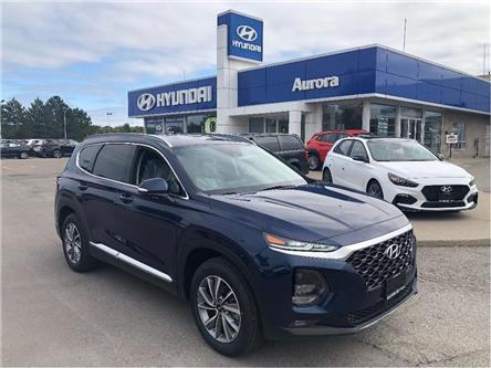 2020 Hyundai Santa Fe  (Stk: 21785) in Aurora - Image 1 of 18