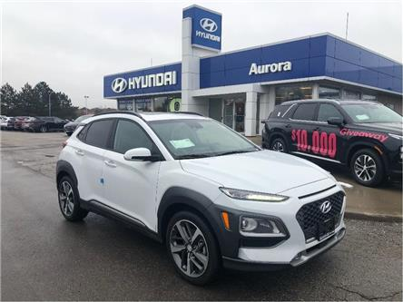 2020 Hyundai Kona  (Stk: 21927) in Aurora - Image 1 of 22