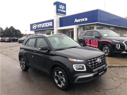 2020 Hyundai Venue  (Stk: 21930) in Aurora - Image 1 of 17