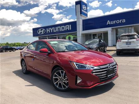 2020 Hyundai Elantra  (Stk: 21609) in Aurora - Image 1 of 15