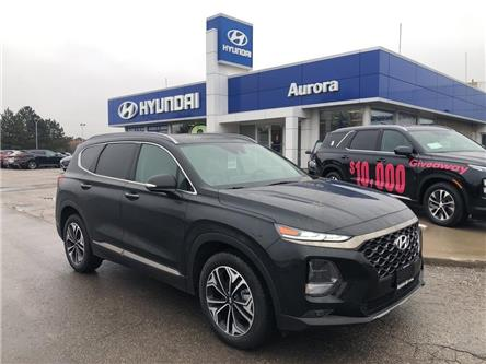 2020 Hyundai Santa Fe  (Stk: 21971) in Aurora - Image 1 of 16