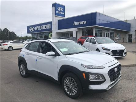 2020 Hyundai Kona 2.0L Preferred (Stk: 21789) in Aurora - Image 1 of 18