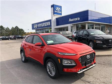 2020 Hyundai Kona 2.0L Luxury (Stk: 21852) in Aurora - Image 1 of 17
