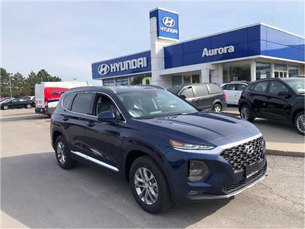 2020 Hyundai Santa Fe  (Stk: 21849) in Aurora - Image 1 of 17
