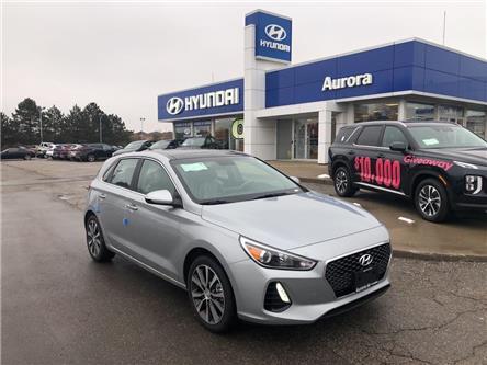 2020 Hyundai Elantra GT  (Stk: 21953) in Aurora - Image 1 of 16