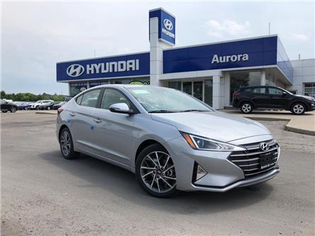 2020 Hyundai Elantra  (Stk: 21621) in Aurora - Image 1 of 15