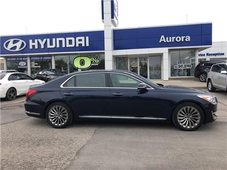 2018 Genesis G90  (Stk: 5128) in Aurora - Image 2 of 30