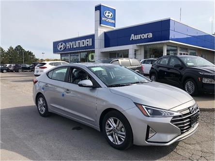 2020 Hyundai Elantra  (Stk: 21839) in Aurora - Image 1 of 18