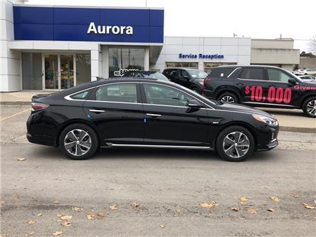 2019 Hyundai Sonata Plug-In Hybrid Ultimate (Stk: 21870) in Aurora - Image 2 of 15