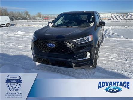 2020 Ford Edge ST (Stk: L-356) in Calgary - Image 1 of 6
