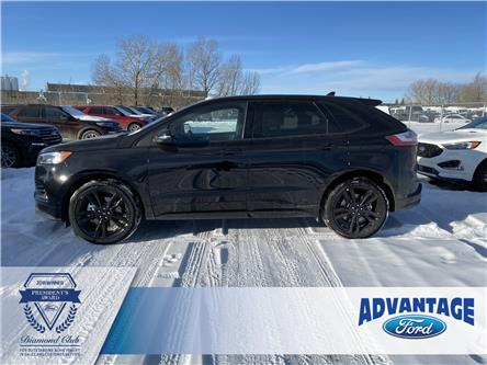 2020 Ford Edge ST (Stk: L-356) in Calgary - Image 2 of 6