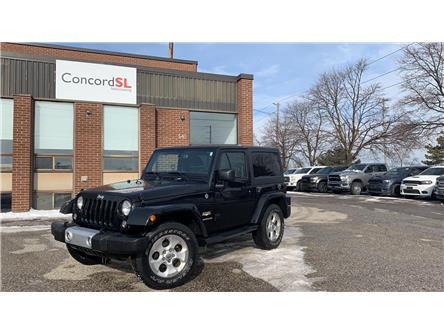 2015 Jeep Wrangler Sahara (Stk: C3662) in Concord - Image 1 of 5