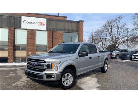 2019 Ford F-150 XLT (Stk: C3628) in Concord - Image 1 of 5