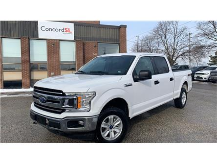 2019 Ford F-150 XLT (Stk: C3629) in Concord - Image 1 of 5