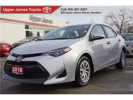 2018 Toyota Corolla LE (Stk: 85648) in Hamilton - Image 1 of 19