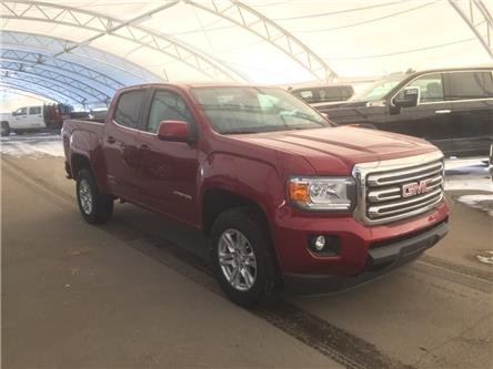 2019 GMC Canyon SLE (Stk: 180095) in AIRDRIE - Image 1 of 5