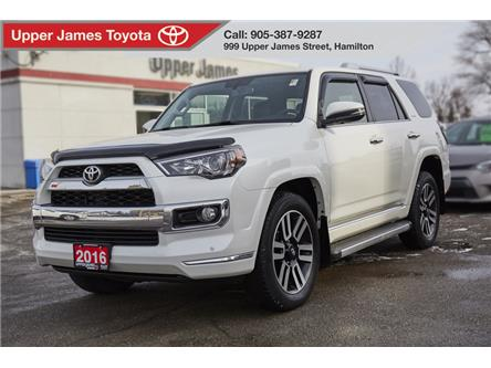 2016 Toyota 4Runner SR5 (Stk: 42363) in Hamilton - Image 1 of 28