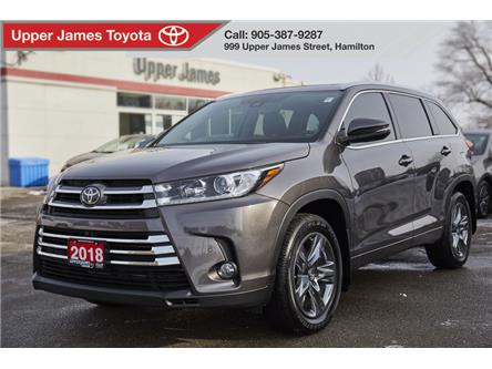 2018 Toyota Highlander Limited (Stk: 68438) in Hamilton - Image 1 of 23